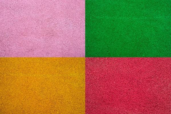 彩色防滑路面颜色