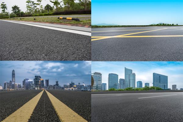 彩色沥青路面施工工艺流程