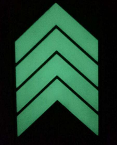 铝酸盐体系蓄光型自发光材料