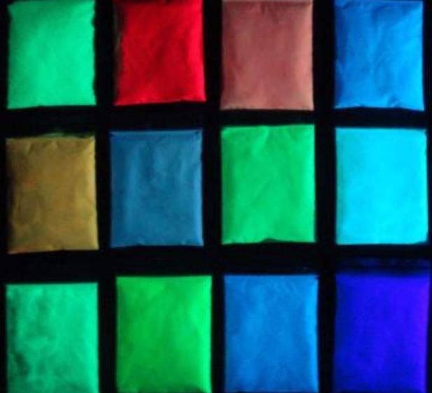 硅酸盐体系蓄光型自发光材料