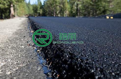 黑色沥青路面