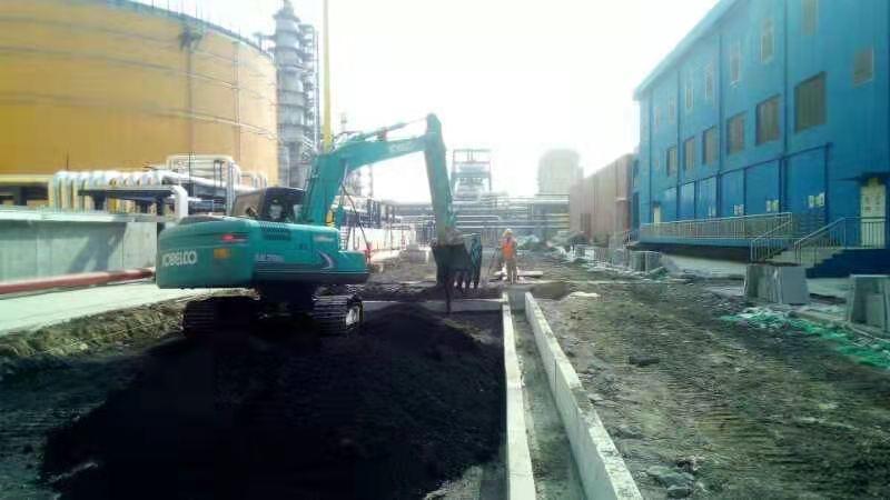 博兴京博项目-沥青灌区消防道路路基混凝土拌合料.jpg