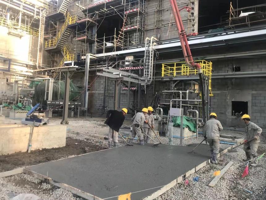 天津中沙项目-二线PC单元B框架北侧地坪浇筑.jpg