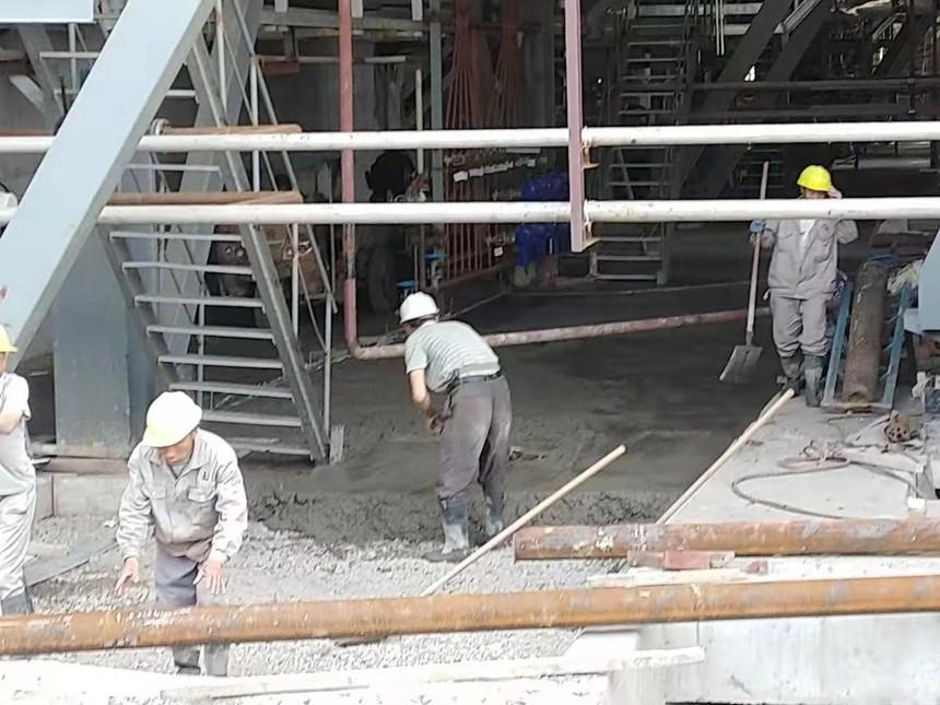 浙江绍兴恒鸣项目-3号锅炉下地坪砼浇筑.jpg