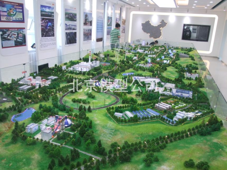 建筑模型最基本的六道制作工序详述