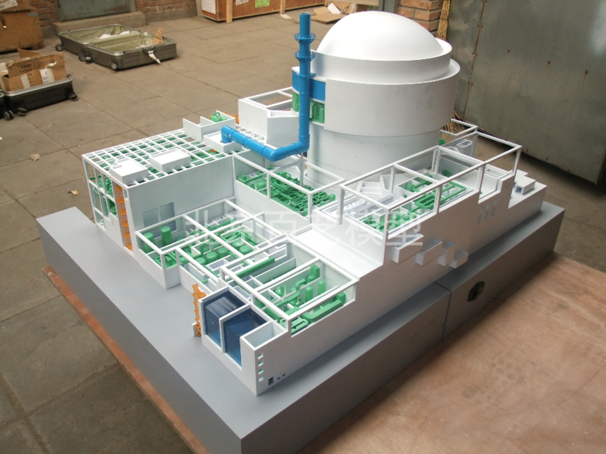 数字投影沙盘模型还可以将3D数字沙箱的交互式投影与传统的物理沙盘模型无缝结合