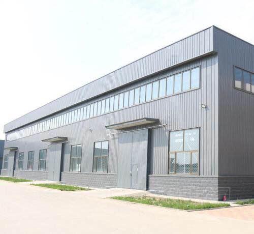 湖北钢结构厂房:钢结构设计方案要点,你知道吗?