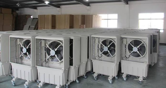 宁波家用冷风机的工作原理,它的弊端有什么?