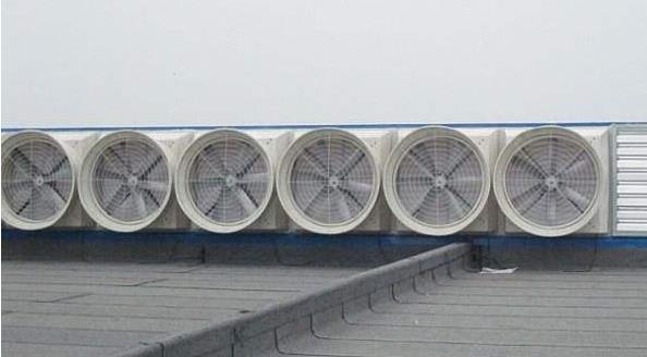 你知道在夏季宁波车间降温用什么设备吗?
