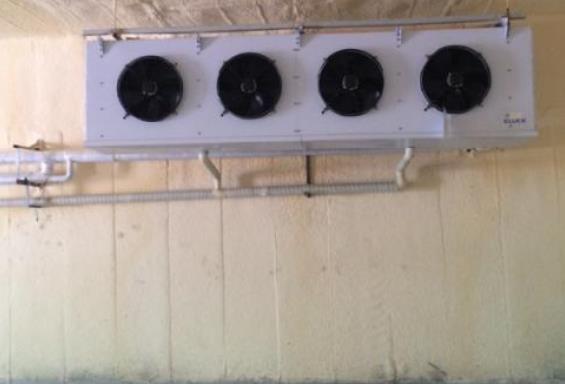 宁波冷风机安装要如何固定,又有哪些注意事项?