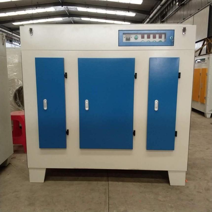 宁波环保设备厂家——UV光解净化器