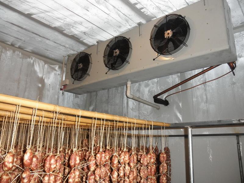 宁波冷库冷风机安装注意事项,宁波冷库冷风机特点说明