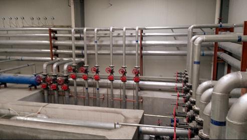 製藥純化水設備的管道施工安裝
