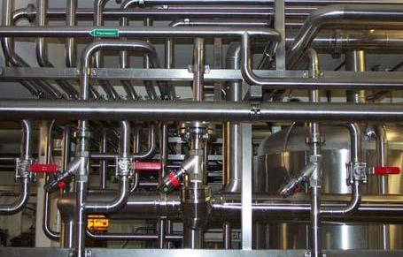 PVC化工管道安装施工