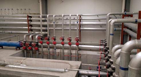 气体管道安装