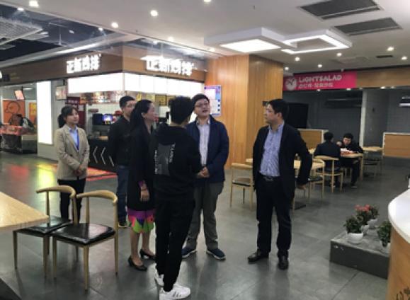 杭州創新谷汽車互聯網產業園簡訊——美食廣場