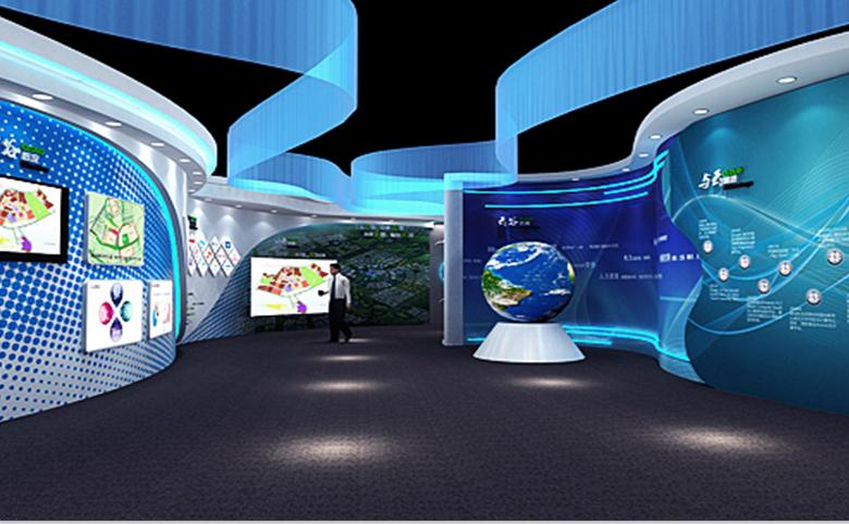 房地产数字展厅设备介绍