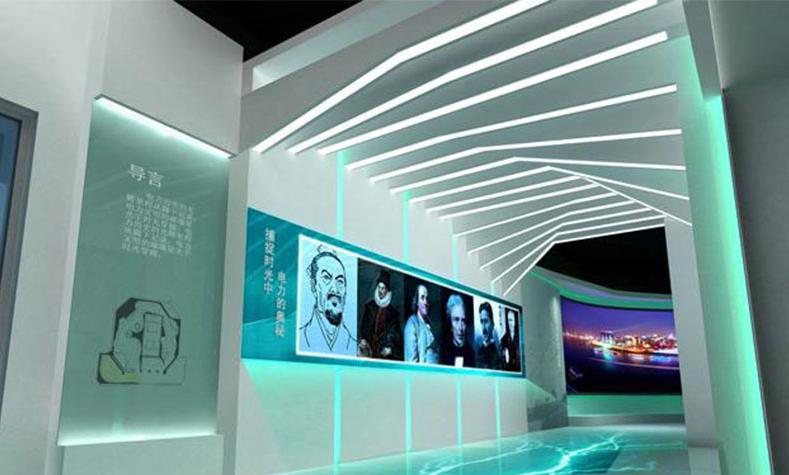 企业展厅创作流程