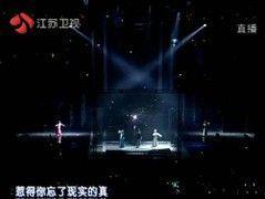 周华健演唱《花旦》视频截图