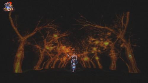 誅仙裸眼3D發布會