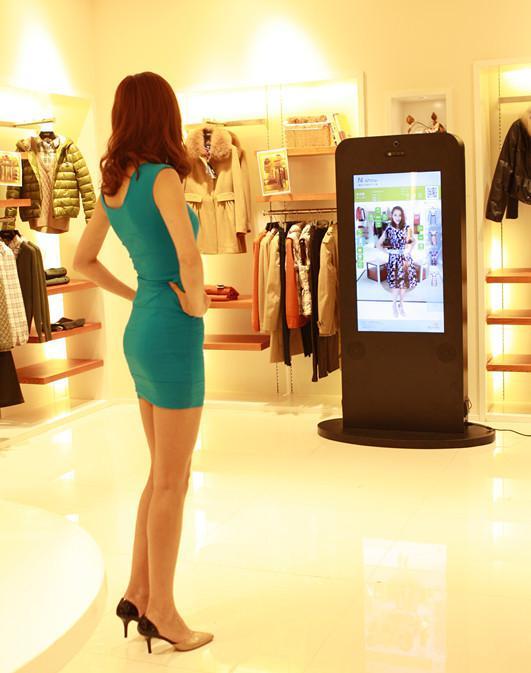 AR服装互动投影