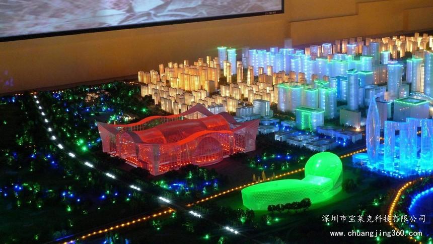 幻影成像系统在房地产项目中的应用