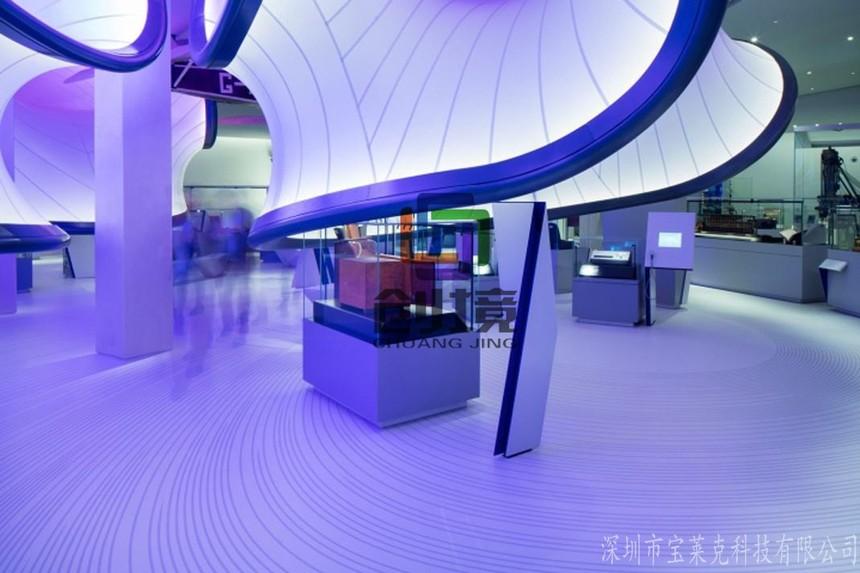 多媒体展厅,企业展厅