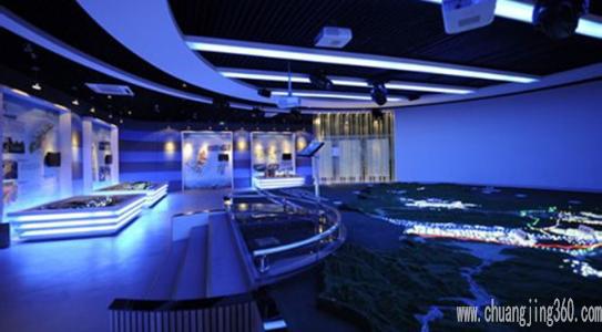 多媒体展厅的设计理念