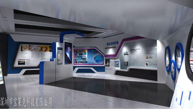 现代化博物馆设计常用哪些多媒体展厅设备