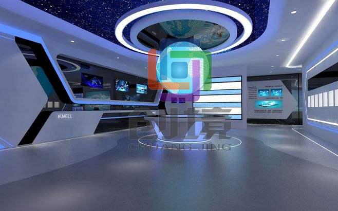 数字展厅展现名人故居,生态展厅设计中需要注意哪些要素?