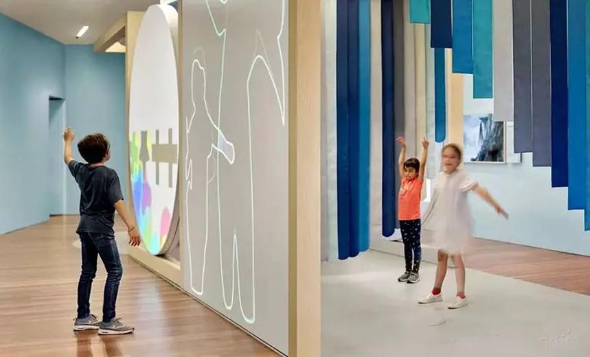 De young互动儿童展览