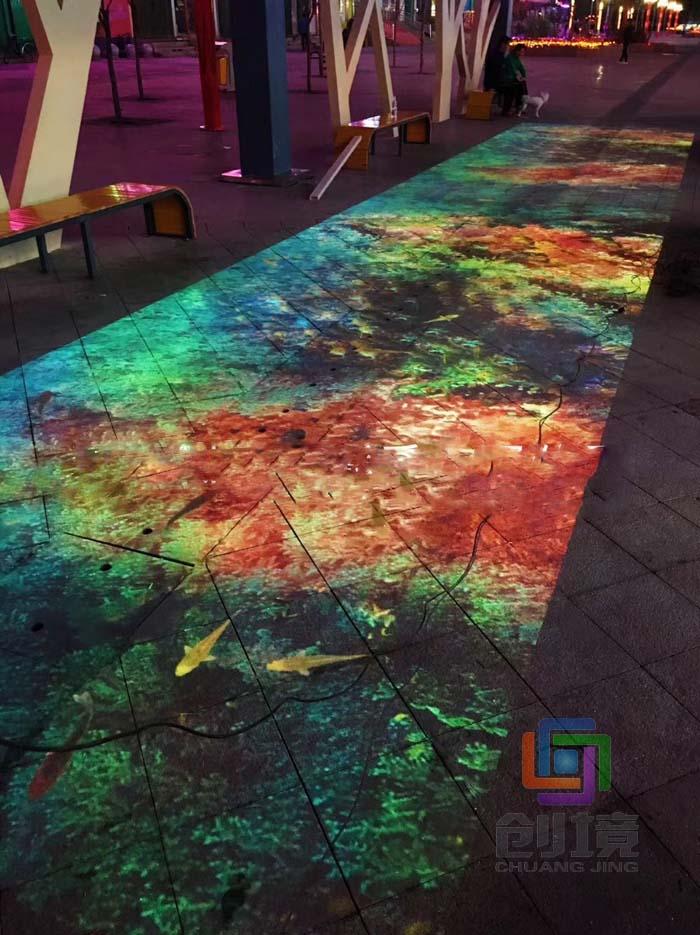 为什么3D互动投影会深受好评?