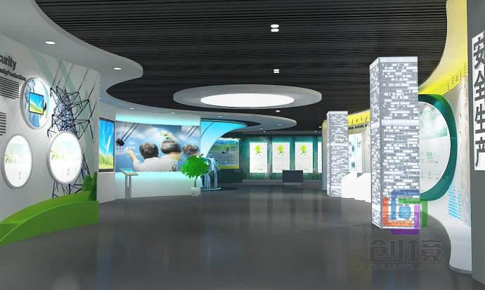 企业展厅设计中运用多媒体技术有什么好处