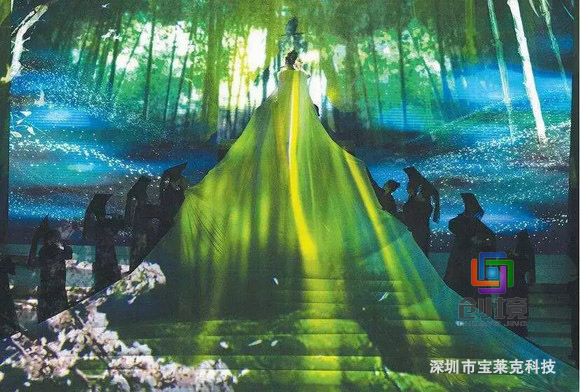 中航国画与上海音乐学院携手,以光影舞台打造跨界融合创意音乐剧