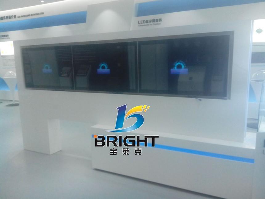 光电企业数字展厅案例图片1