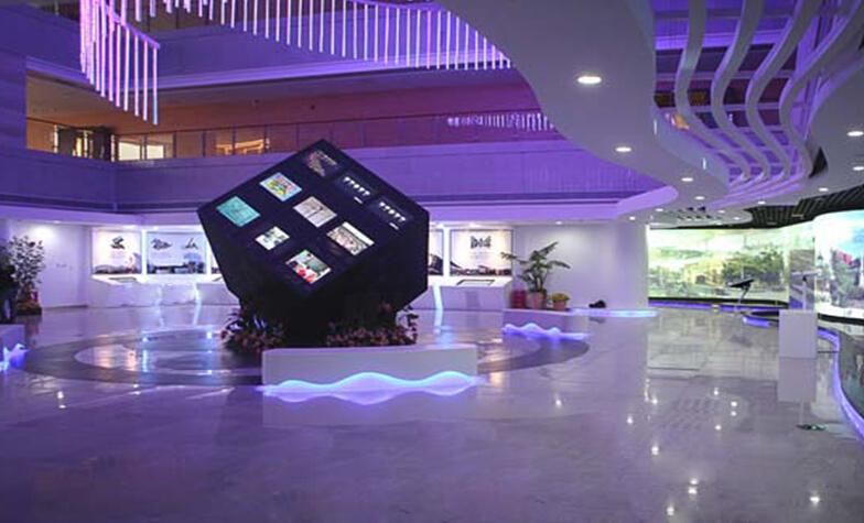 多媒体互动展示系统是什么