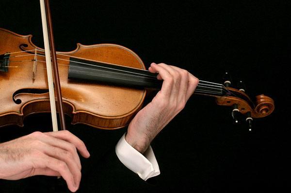 小提琴演奏简史
