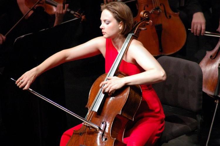 大提琴揉弦