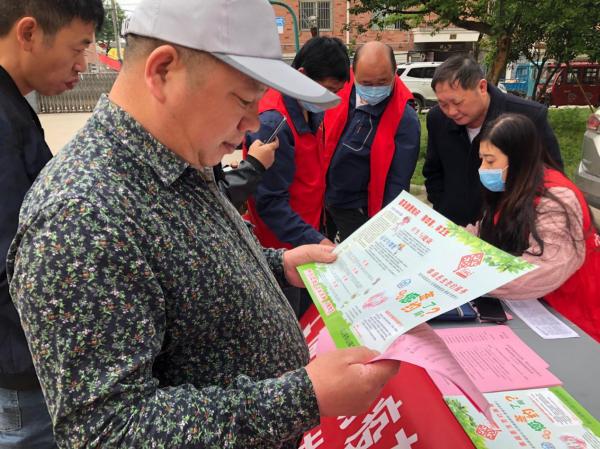 霍山县:爱国卫生运动共创文明健康新生活