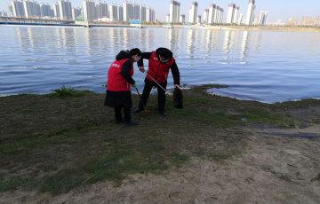 金安区刘园社区组织开展学雷锋系列志愿服务活动