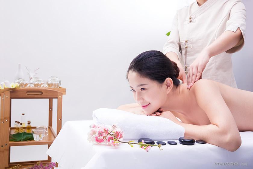 武汉女子spa对哮喘的按摩方法