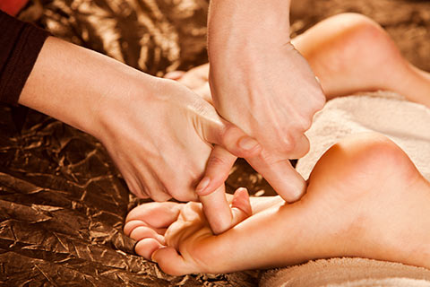 武汉养生spa不只是脚底按摩!反射疗法的五种作用