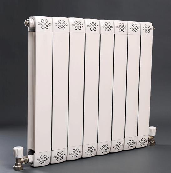 8080铜铝复合散热器