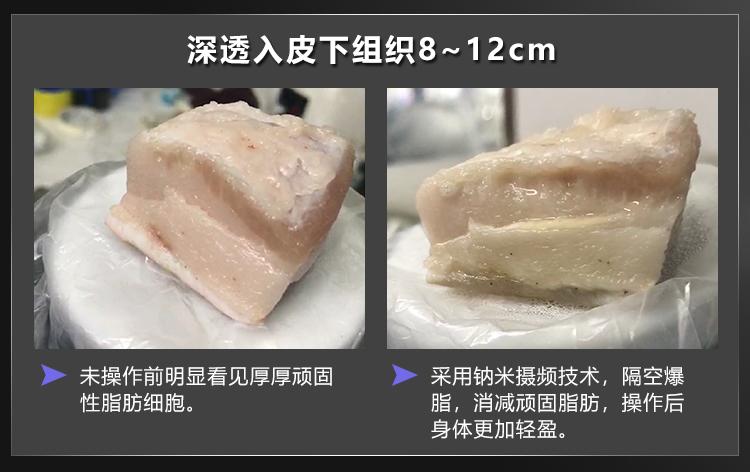 双头微波钠米爆脂仪