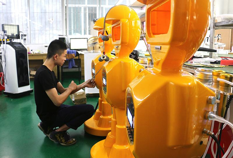 广州白云区震澳美容仪器厂怎么样