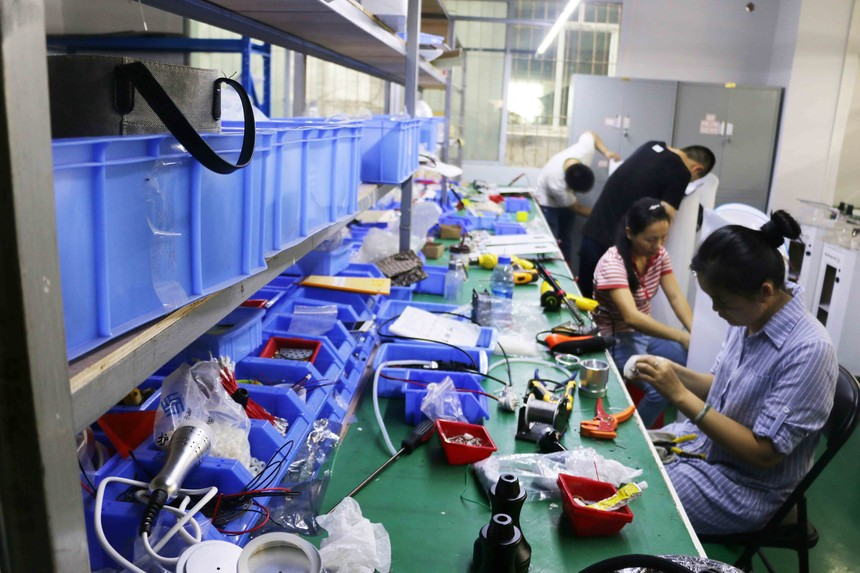 美容仪器代加工厂
