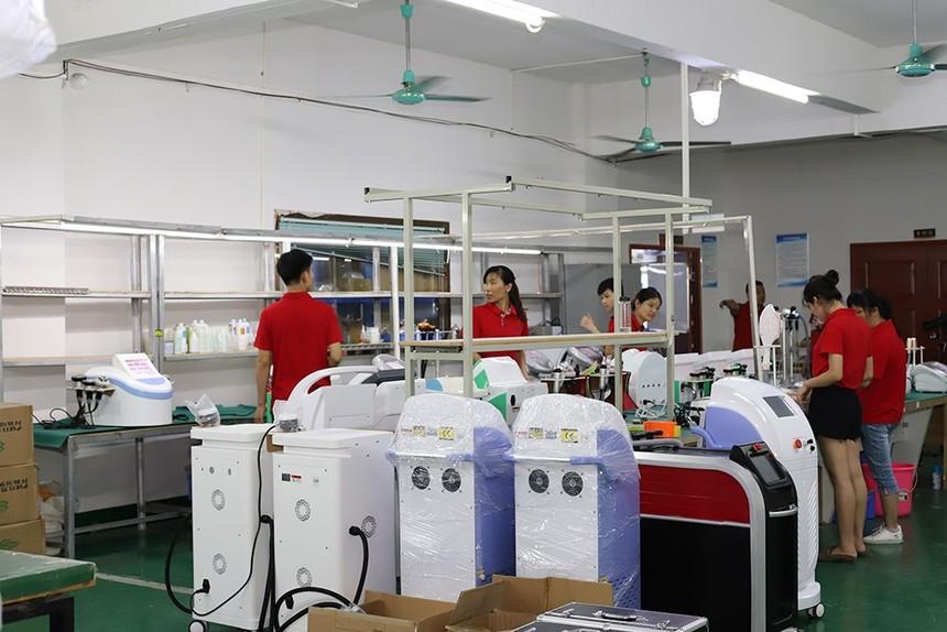 美容仪器厂家代加工流程