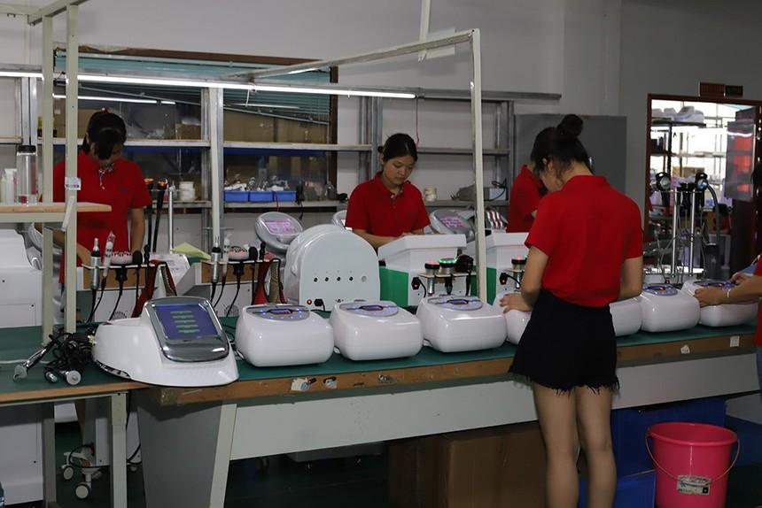 广州美容仪器代加工厂家有哪些