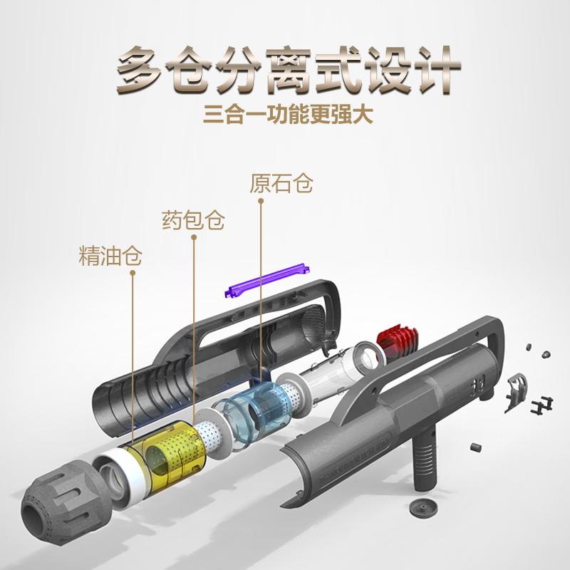 量子钛磁五行养生仪功能有哪些