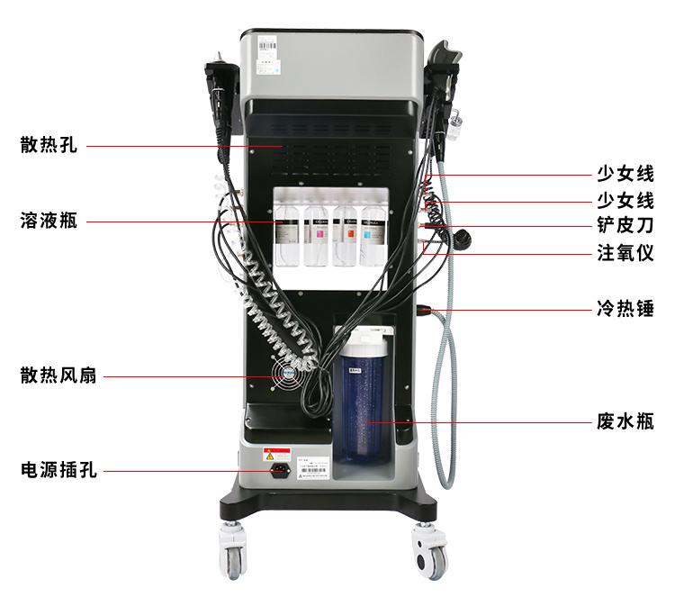黑珍珠大气泡仪器结构解析2